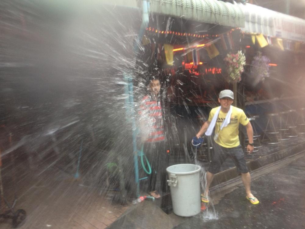 Happy Songkran everyone!