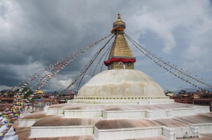 Boudhanath (बौद्धनाथ) Stūpa