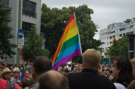Flags for LGBT History Month 001