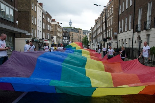 Flags for LGBT History Month 024