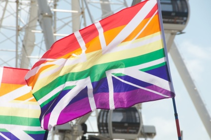 Flags for LGBT History Month 028
