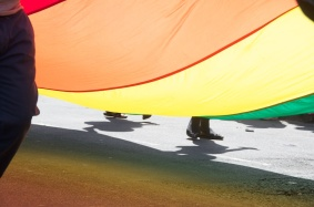 Flags for LGBT History Month 029