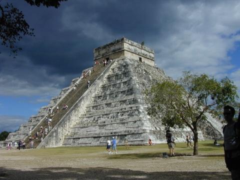 Chichén Itsá - Mexico