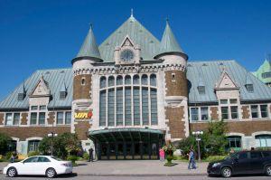 Gare du Palais, Québec City's Train Station