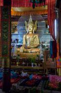 Bamboo Buddha in Hsipaw