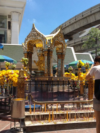 The Erawan Shrine