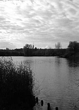Zuigerplas - Black and White